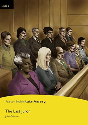 9781408261194: The Last Juror (Pearson English Graded Readers)