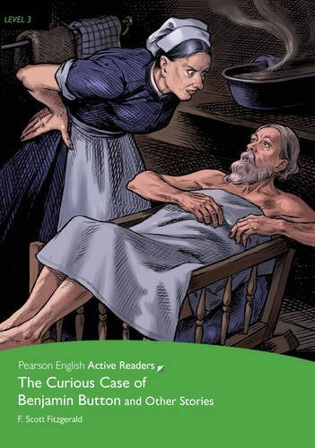 9781408261217: Penguin Active Reading 3: Benjamin Button Book and CD-ROM Pack (Penguin Active Reading (Graded Readers))