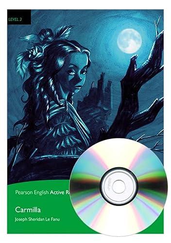9781408261224: Carmilla. Based on the Story by Joseph Sheridan Le Fanu (Pearson English Active Readers)