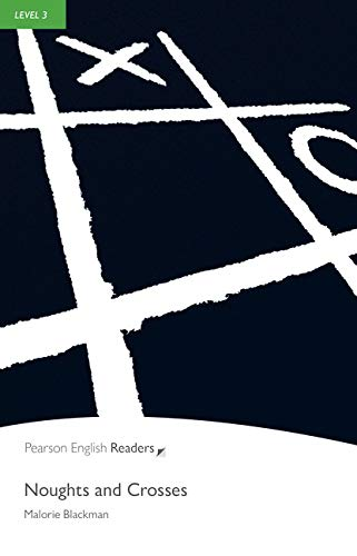 9781408261293: Noughts and Crosses [With MP3] (Penguin Readers: Level 3)