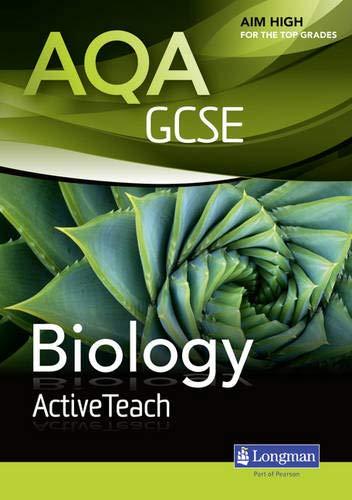 9781408262252: AQA GCSE Biology ActiveTeach Pack with CDROM (AQA GCSE Science 2011)