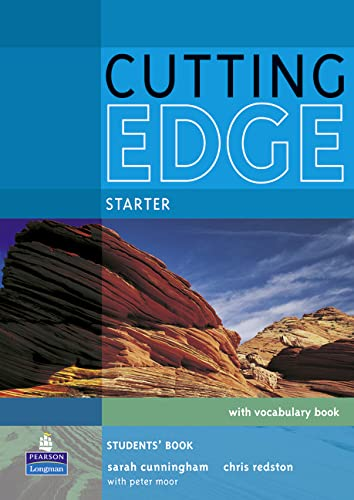9781408262283: Cutting Edge Starter Students' Book and CD-ROM Pack