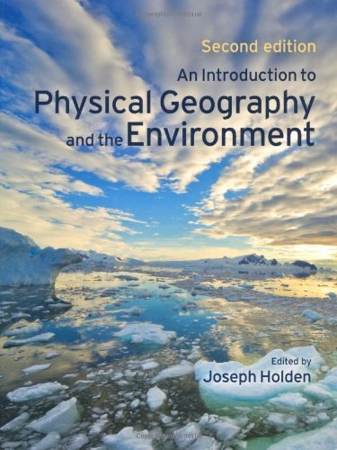 9781408263297: An Introduction to Physical Geography and the Environment Pack (contains CD)