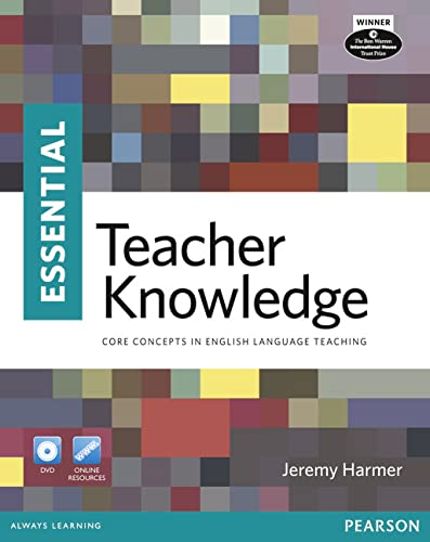 9781408263518: Essential Teacher Knowledge Book for Pack (Longman Handbooks for Language Teaching)