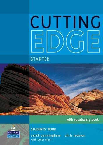 9781408263563: Cutting Edge Starter Student's Book (Standalone)