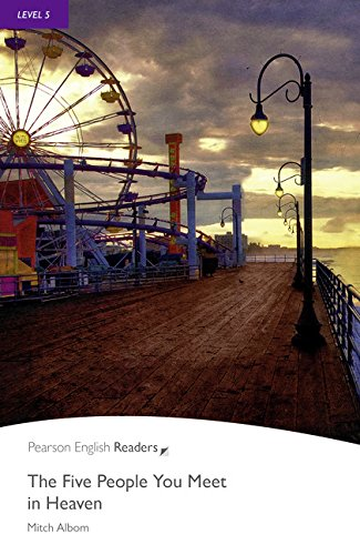 9781408263945: Level 5: The Five People You Meet in Heaven Book and MP3 Pack (Pearson English Graded Readers)