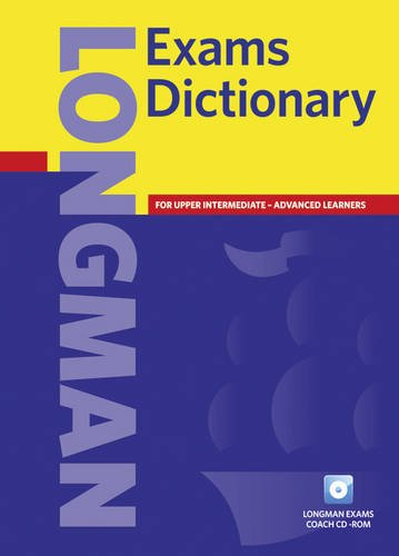 9781408264294: Longman Exams Dictionary International Pack (L Exams Dictionary)