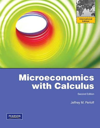 9781408264324: Microeconomics with Calculus