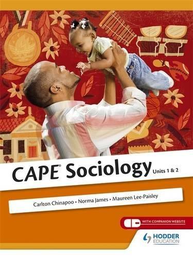 9781408266120: CAPE Sociology
