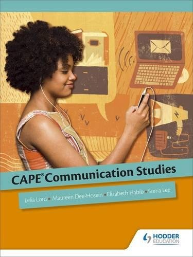 CAPE Communication Studies (Paperback)