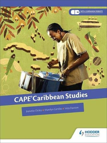 CAPE Caribbean Studies (Mixed media product): Jeanette Ottley, Veta Dawson, Marolyn Gentles