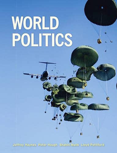 9781408266557: World Politics (plus website access card)