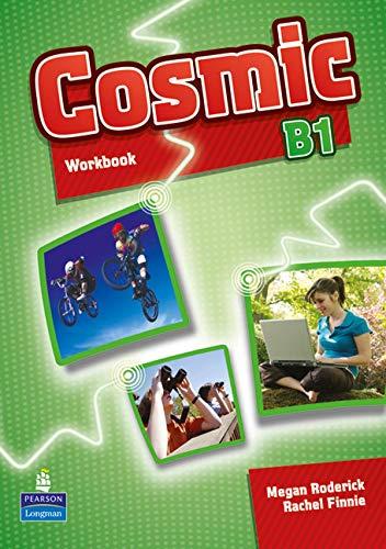 9781408267509: Cosmic B1 Workbook & Audio CD Pack