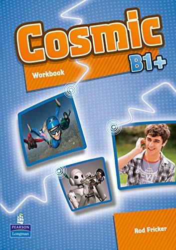9781408267578: Cosmic B1+ Workbook & Audio CD Pack