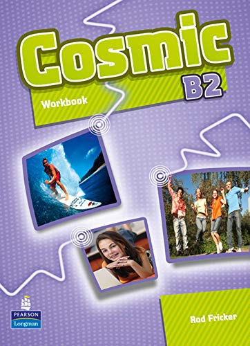 9781408267608: Cosmic B2 Workbook and Audio CD Pack