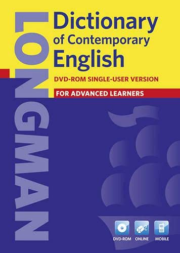 9781408267660: Longman Dictionary of Contemporary English DVD-ROM (disk only)