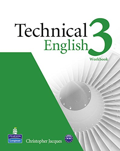 9781408267998: Technical English Level 3 Workbook without key/Audio CD Pack