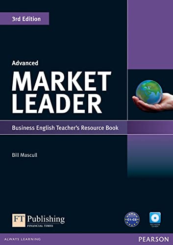 9781408268025: Market Leader Advanced Teacher's Resource Book with Test Master CD-ROM