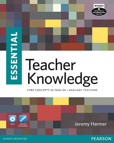 9781408268049: Essential Teacher Knowledge Book and DVD Pack
