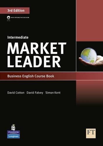 9781408268254: Market Leader Intermediate 3rd ed Coursebook and Practice File Pack