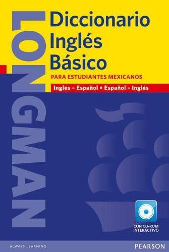 9781408269152: Basico Mex Ppr & CD-Rom Pk (Basico Dictionary)