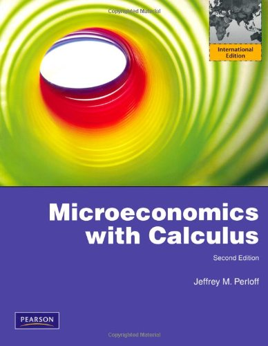 9781408269503: Microeconomics with Calculus [With Access Code]