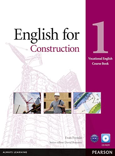 9781408269916: Vocational english. English for construction. Coursebook. Per le Scuole superiori. Con CD-ROM: 1
