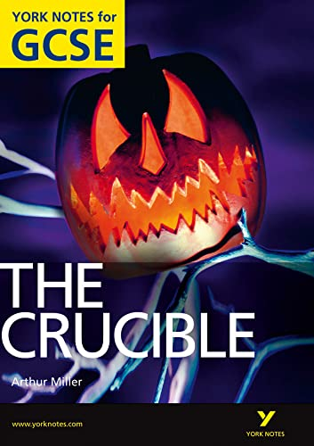 9781408270042: Crucible: York Notes for GCSE