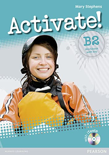 9781408270516: Activate! B2 Workbook with Key and CD-ROM Pack