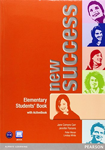 9781408271506: New Success Elementary Students' Book Active Book Pack