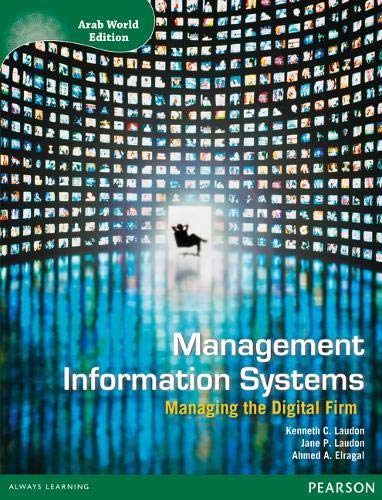 9781408271605: Management Information Systems (Arab World Editions)