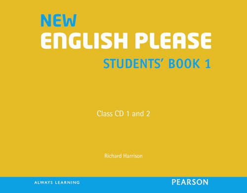 9781408272046: English Please Audio 1 - New Edition (New English Please)