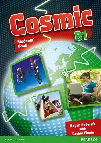 9781408272800: Cosmic B1 Student Book & Active Book Pack