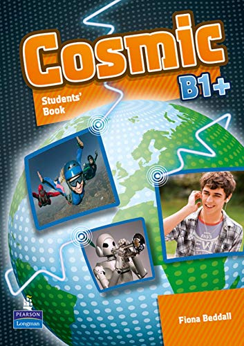 Cosmic B1+ Student Book and Active Book: Beddall, Fiona (Author)