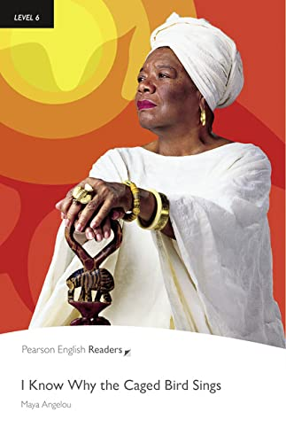 9781408274248: Level 6: I Know Why the Caged Bird Sings Book and MP3 Pack (Pearson English Graded Readers)