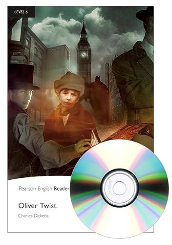 9781408274286: Oliver Twist (w/Audio), Level 6, Pearson English Readers (2nd Edition) (Pearson English Readers, Level 6)