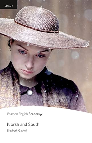 9781408274309: Level 6: North and South Book and MP3 Pack (Pearson English Graded Readers)