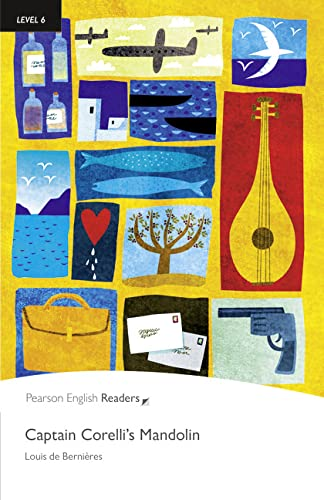 Captain Corelli's Mandolin: Level 6 (Penguin Readers (Graded Readers)) (1408274361) by Louis De Bernieres