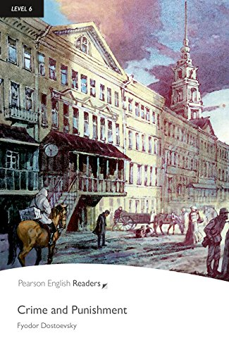 9781408274385: Penguin Readers 6: Crime and Punishment &MP3 Pack (Pearson English Graded Readers) - 9781408274385