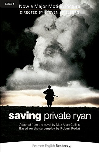 9781408274415: Level 6: Saving Private Ryan Book and MP3 Pack (Pearson English Graded Readers)