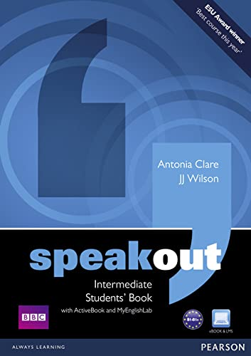 9781408275979: Speakout Intermediate Students' Book for DVD/active Book and MyLab Pack