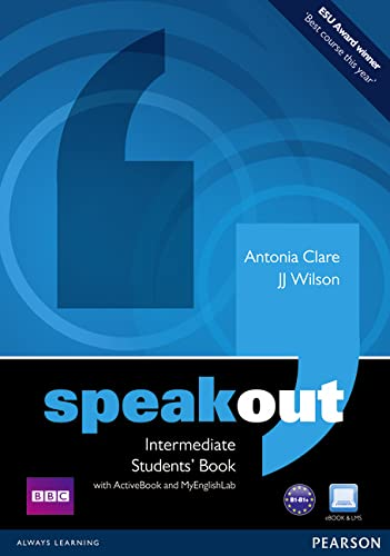 9781408276075: Speakout Intermediate Students' Book with DVD/Active Book and MyLab Pack