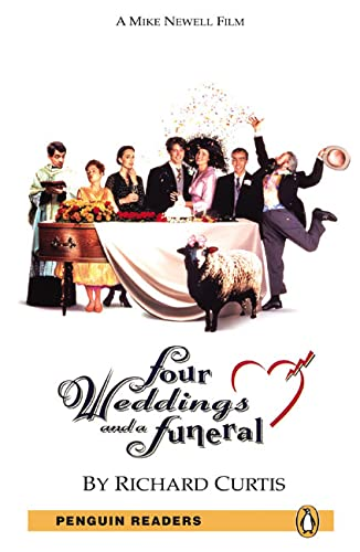 9781408276334: Four Weddings and a Funeral: Level 5 (Pearson English Graded Readers)