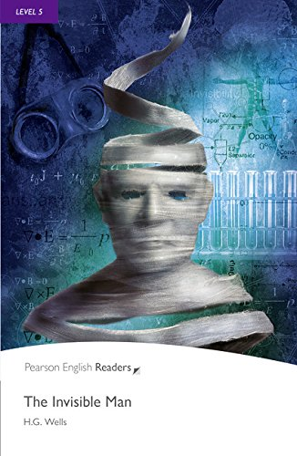 Level 5: The Invisible Man Book and: H. G. Wells