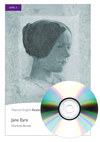 9781408276402: L5: Jane Eyre Book & MP3 Pack (Pearson English Readers, Level 5)