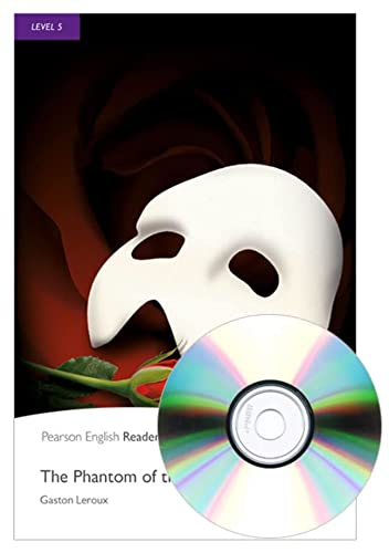 9781408276471: Penguin Readers 5: The Phantom of The Opera Book and MP3 Pack (Pearson English Graded Readers) - 9781408276471