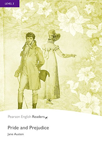 Level 5: Pride and Prejudice Book and: Austen, Jane