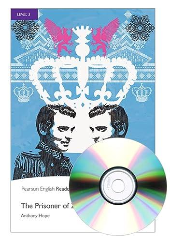 9781408276495: Penguin Readers 5: Prisoner of Zenda, The Book & MP3 Pack (Pearson English Graded Readers) - 9781408276495