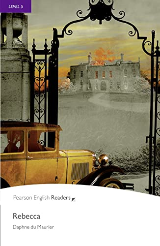 9781408276518: Penguin Readers 5: Rebecca Book & MP3 Pack (Pearson English Graded Readers) - 9781408276518