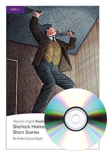 9781408276549: L5: Sherlock Shrt Stries Bk&MP3 Pk (Pearson English Readers, Level 5)